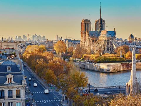 Pariz I Disneyland Putovanje Avionom 5 Dana 2020